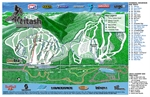 Attitash Bike Park 2015 Trail Map