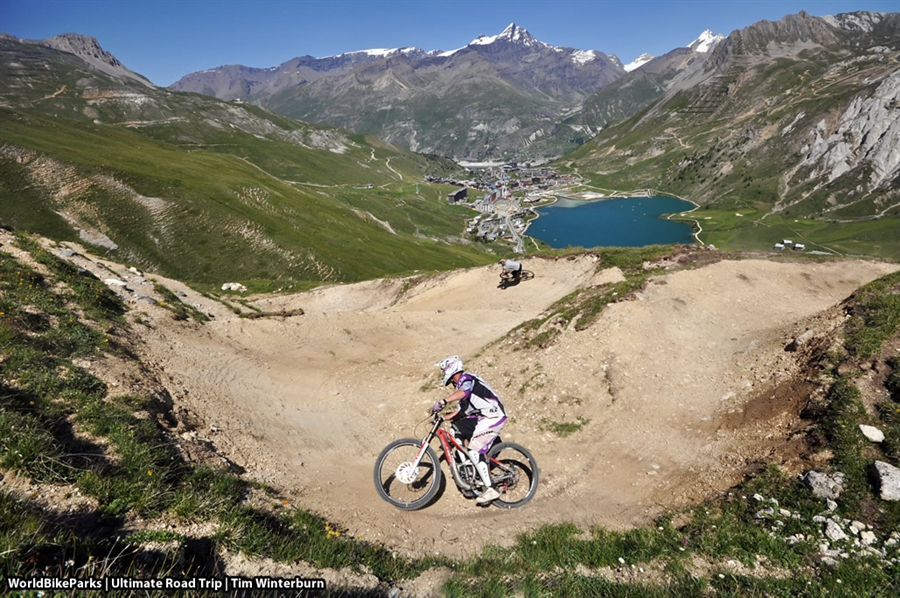 TignesVal dIsere Bike Park Media WorldBikeParks