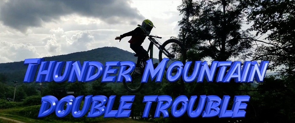 Thunder Mountain Bike Park With The Mallen Twins - Luke & Alex Rip It Up At Thunder Mountain Bike Park