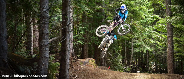 Best 10 Bike Park Trails in North America