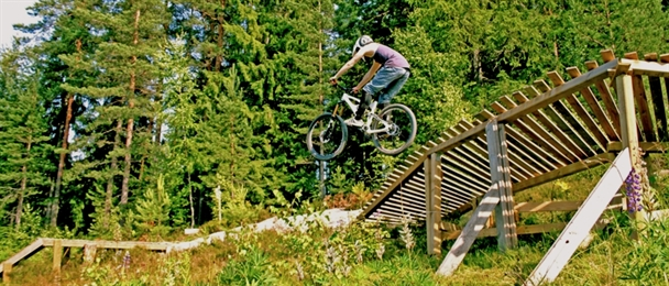 Opening Bike Parks 2014