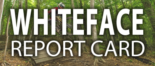 Whiteface Report Card