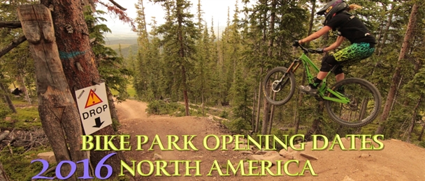 2016 opening dates North America