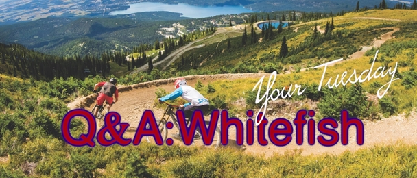 Q&A: Whitefish