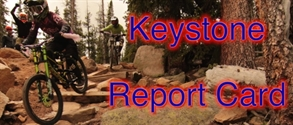 WBP Report Card: Keystone