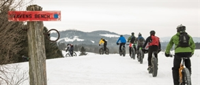 Kingdom Trails Winterbike 2014