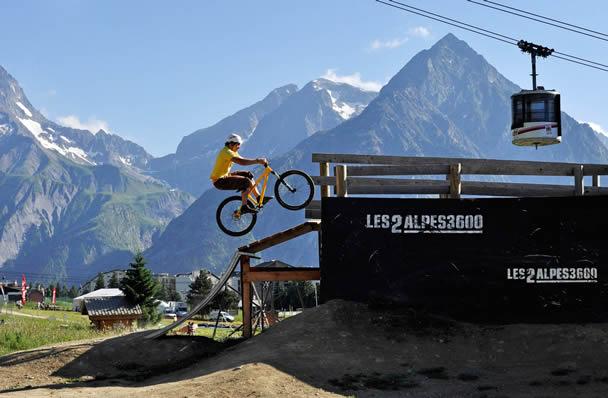 sport emotion les deux alpes