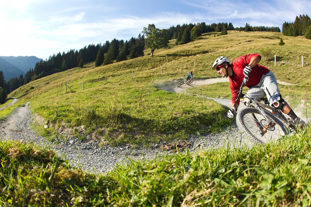 Top 10 Trails At Saalbach Hinterglemm Worldbikeparks